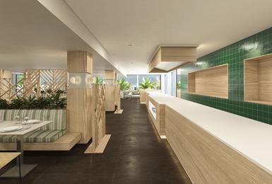 Restaurant buffet- Rénové en 2020 Hôtel AluaSoul Palma (Adultes Seulement) Cala Estancia, Mallorca
