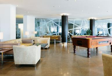 Lobby Hôtel AluaSoul Palma (Adultes Seulement) Cala Estancia, Mallorca