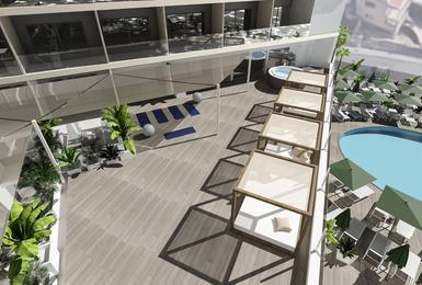 Extérieur- Rénové en 2020 Hôtel AluaSoul Palma (Adultes Seulement) Cala Estancia, Mallorca