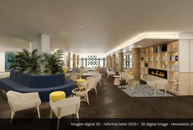 Zones communs- Rénové en 2020 Hôtel AluaSoul Palma (Adultes Seulement) Cala Estancia, Mallorca