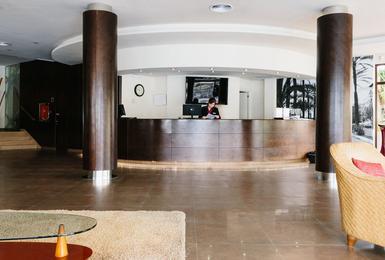 Reception Hôtel AluaSoul Palma (Adultes Seulement) Cala Estancia, Mallorca