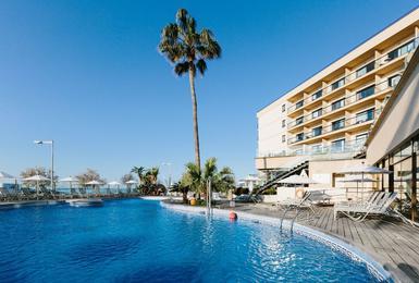 Extérieur Hôtel AluaSoul Palma (Adultes Seulement) Cala Estancia, Mallorca